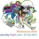 MixSessions #005 - Saturday Night Jam (will.i.am 07-02-2015)