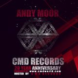 CMD Records 20 Year Anniversary@Andy Moor