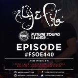 Aly  Fila - Future Sound of Egypt 440 [18.04.2016]