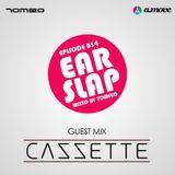 EARSLAP - EP34: Guest Mix CAZZETTE