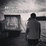 Kristofer - Top 10 Spring 2015