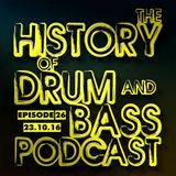 Future Element - The History Of Drum And Bass Podcast Episode 26 (23.10.16)
