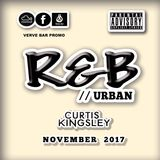 R&B // URBAN - NOVEMBER (MID) 2017 {VERVE BAR PROMO}