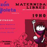 Calzón Violeta - Maternidades Libres - 100517