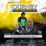 Journey - 80 guest mix by Ash ( Sri Lanka ) on Cosmos Radio - Germany [22.08.18]
