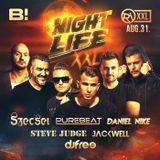 2019.08.31. - Szecsei b2b Jackwell - NIGHTLIFE XXL - RIO, Budapest - Saturday