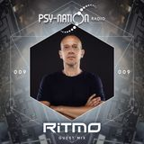 Ritmo - Psy-Nation Radio 009 exclusive mix