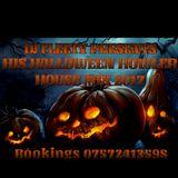 """DJ FLEETY Presents His 2017 """"Halloween Howler House Mix"""" Mix 128 BPM'"""