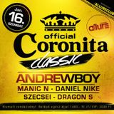 Club Allure Live - 2016.01.16. - Coronita Class - Andrewboy - Manic C - Daniel Nike - Szecsei