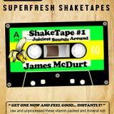 Shaketape - Groovy tracks inspired by Fresh Fruit & Healthy Living!
