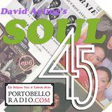 Portobello Radio David Ayling's Soul 45 Show EP6.
