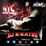 DJ K KATSU THE5CIRCLE OSAKA JAPAN ON NYCHOUSERADIO.COM SOLE CHANNEL FAMILY