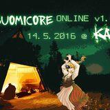 Avaruusveli @ Suomicore Online v1.0 (14.5.2016 @ Kaaosradio)
