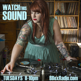 Watch This Sound #1609: special guest Miss Hap