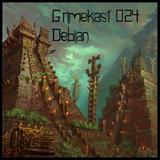 Stripper Cat Ransom Presents: Grimekast #024 (Deep Dubstep) (Debian)