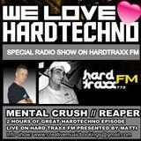 REAPER GATILLERO HARDTRAXX FM (04.06.2016)