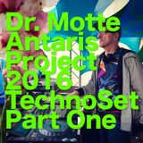 Dr. Motte Live DJ Set Antaris Project 2016 Part 1
