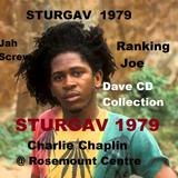 Sturgav @ Rosemount Centre St Catherine _ Charlie Chaplin- Ranking Joe &  J Screw 1979 (Dave B) CD