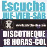 Discotheque La X 103.9 11 01 15