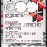 Out Of Control @ Cool 27/03/2015 - Promo Mix