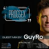 PROGSEX #34 - Guest mix by GuyRo on Tempo Radio Mexico [ 20.07.2018 ]