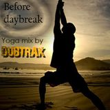 Before daybreak - yoga mix