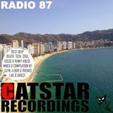 CATSTAR RECORDINGS RADIO SHOW 87