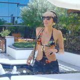 Poolside @ Conrad Dubai