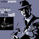leonard cohen tribute top 10
