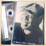RARE CURTIS MAYFIELD INTERIVEW - JAZZ FM, 17 MARCH 1990