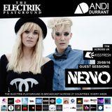 Electrik Playground 20/8/16 inc Nervo Guest Sessions