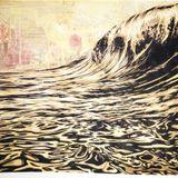 Golden and dark waves