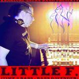 Krakeurz - Infra-Bass Guest DJ LITTLE F (20.12.13) on B-Mix Webradio
