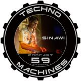 SINAWI – Special for Techno Machines Podcast #59