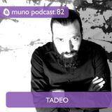 Muno.pl Podcast 82 - Tadeo