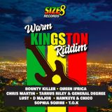 Warm Kingston Riddim [Promo Mix] - Dj Vortex 254