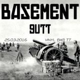 Gutt live set@BASEMENT 25.3.2016