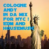 EDM and Housemusic for New York City by #Cologneandy #Frechen #DeutschaberGeil #edmfamily