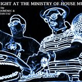 A NIGHT AT THE MINISTRY OF HOUSE MUSIC mixed by BLAI DOMÈNEC & CRISTIAN FAZ
