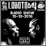 "Lobotomy Radio Show & Selecta Jallah Kadafi "" Special Supreme N.T.M & Live Paris - 1998 ""15-10-2016."