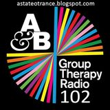 Above & Beyond - Group Therapy 102 (31.10.2014) [incl. Eli & Fur Guestmix], ABGT 102 [Free Download]