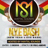 New years Eve 2017 Maytal sounds