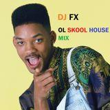 DJ FX 90s House Mix