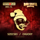 2016.12.12. - CSIBÉSZEK - Raktár KLUB, Budapest - Monday