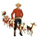 Christmas The Cowboy (and Cowgirl) Way