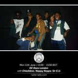 Chloëdees pres. Nappy Nappa, Sir EU, Matt McGhee & Jessicunt - 12th June 2017
