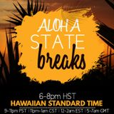 Aloha State Breaks; hosted by SilviaSativa LIVE on NSB Radio (May 22nd 2017)