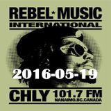 Rebel Music International 2016-05-19