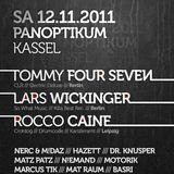 Hazett @ Kassel`s heimliche Helden der Nacht - Nerc`s 27th Anniversary 12.11.2011
