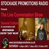 The Live Conversation Show With Coozie Mellers 3rd Dec 2016